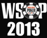 WSOP 2013 Main Event Updates