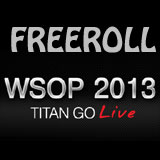 wsop 2013 freeroll