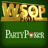 wsop 2013 party poker