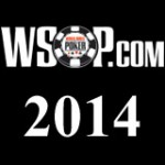 2014 World Series of Poker Main Event resulta Día 2