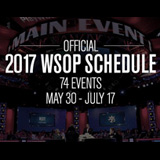 WSOP 2017 Schedule - Tournaments & New Events