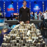 WSOP Big One para One Drop 2014 Ganador