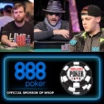WSOP Final Table Sponsorship 888 Poker