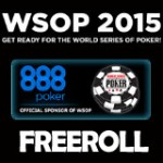 WSOP free tournaments 2015 - 888 Poker