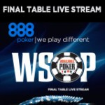 2015 WSOP Live Streaming Finalebordet