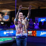 2015 WSOP Millionaire Maker Finalebordet