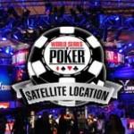 WSOP Satellites - World Series of Poker 2013