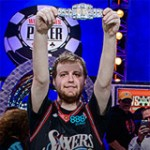 WSOP Vinderen Fest Turnering - 888 Poker