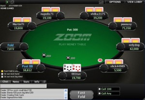 pokerstars zoom poker stars