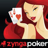 Zynga poker has the most play money traffic by a long way beating Pokerstars they could become a serious competitor should they offer real money games with their Zynga poker app.