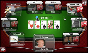 Zynga Poker for real money